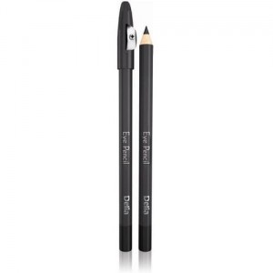 Delia Eye Pencil Kredka Do Oczu Z Temperówką Czarna