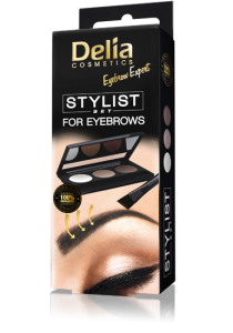 Paletka Do Brwi Delia Cosmetics