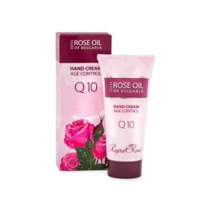 Rose Oil Of Bulgaria Krem Do Rąk Q10 Olej Z Płatków Róży 50ml