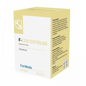 ForMeds F-Colostrum Suplement Diety 60 Porcji