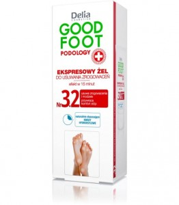 Delia Good Foot Podology żel do usuwania zrogowaceń 60ml