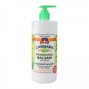 Palacio Cannabis Balsam Konopny Do Ciała 8% 500ml