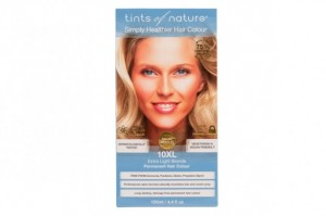 Tints Of Nature 10XL Bardzo Jasny Blond 130ml