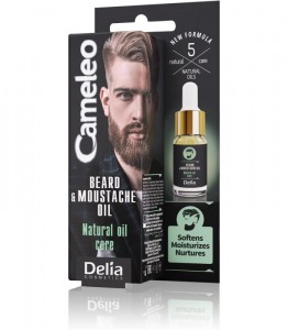 Delia Cameleo Men Olejek Do Wąsów I Brody 10ml