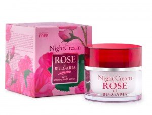 Rose Of Bulgaria Krem Na Noc Różany 50ml