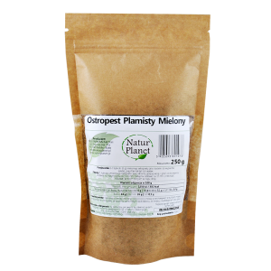 Natur Planet Ostropest Plamisty Mielony 250g