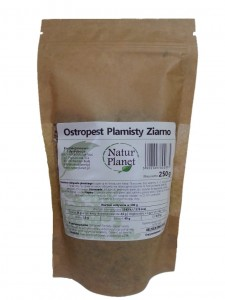 Ostropest Plamisty Ziarno 250g Natur Planet