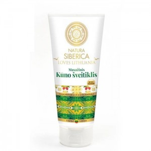 Natura Siberica Loves Lithuania Scrub Do Ciała 200ml