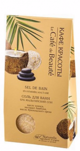 Le Cafe De Beaute Sól Do Kapieli Spa Maltański Sen 400g